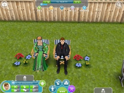The Sims FreePlay3 400x300 The Sims FreePlay    ничем не уступает ни The Sims для android